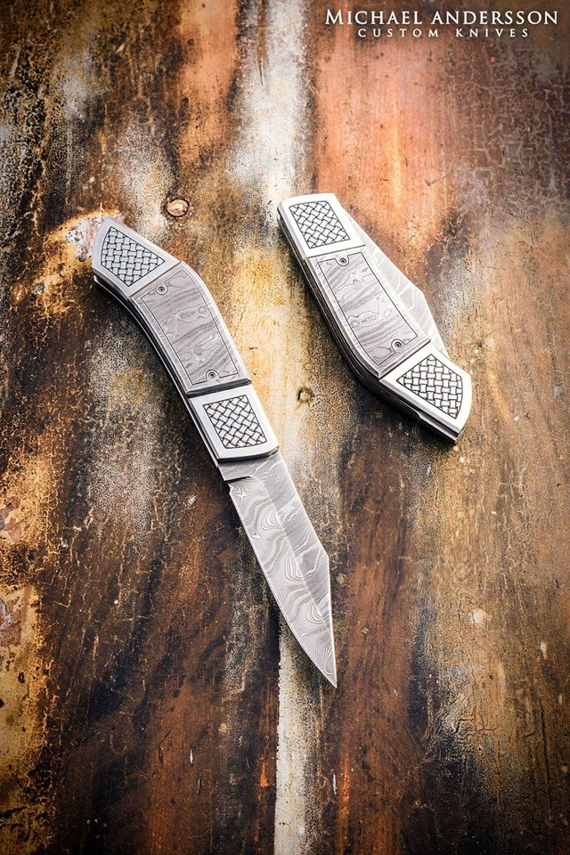 Michael Andersson Custom Knives