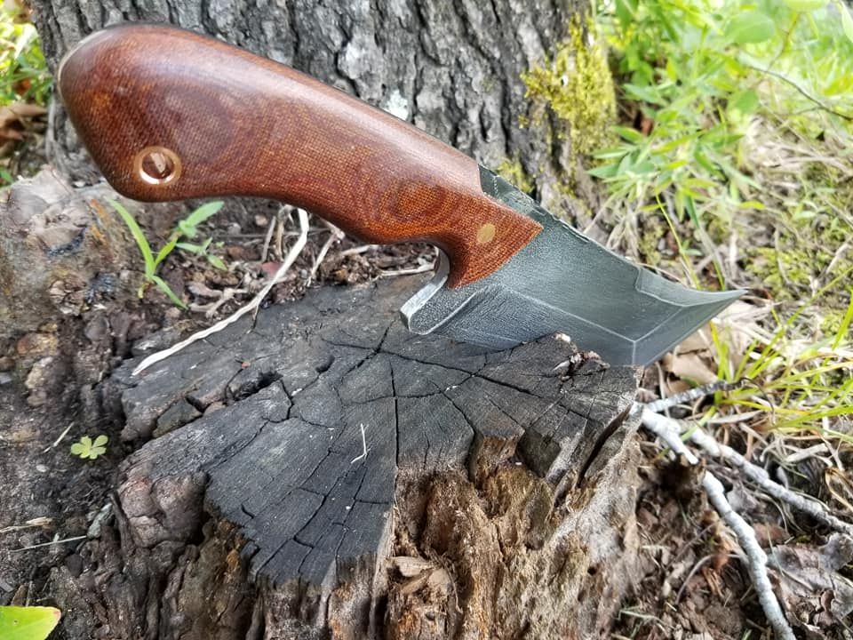 Tidal Ridge Knife